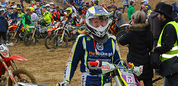 dirtbike husqvarna team